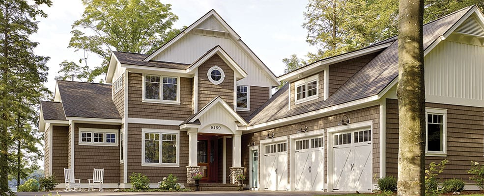 what types of siding styles are there