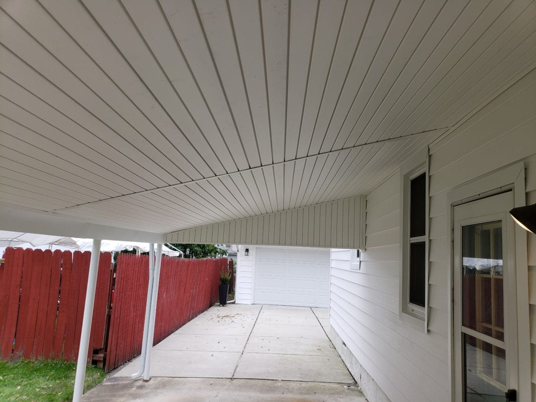 New Siding In Berkley