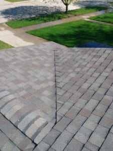 A New CertainTeed Roof In Livonia Michigan