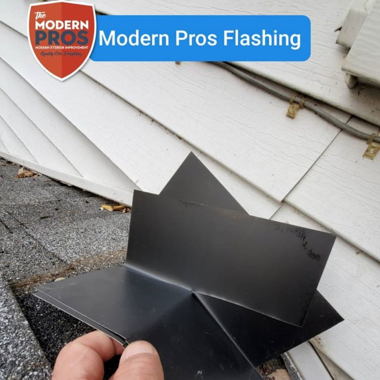 Cheap flashing causes roof leaks (4)