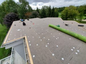 Residential Flat Roof in South Lyon